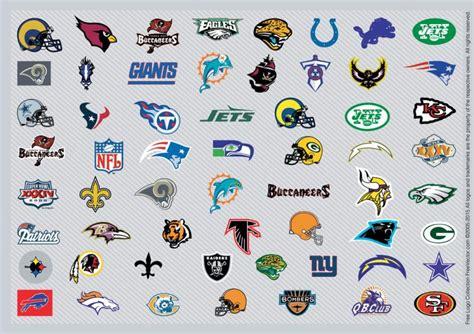 nfl team logos   ai eps svg   vector