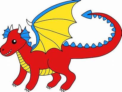 Dragon Clip Sweetclipart