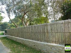 Muret De Cloture : cloture en pierre fabriquer un mur de cl ture en pierres ~ Melissatoandfro.com Idées de Décoration