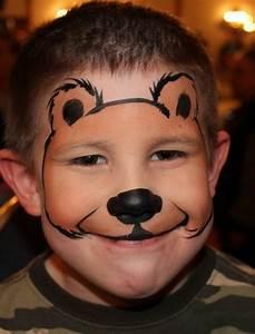 Maquillage Enfant Facile : 1001 id es cr atives pour maquillage pour enfants ~ Melissatoandfro.com Idées de Décoration