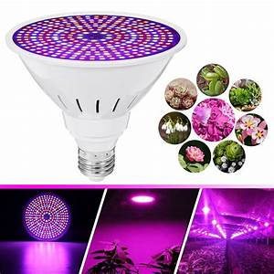 Led Grow Set : e27 30w smd2835 led grow light full spectrum plant lamp set for flower seeds greenhouse ac85 ~ Buech-reservation.com Haus und Dekorationen
