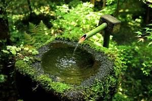 Fontaine Cascade Bassin : cascade d interieur 16 d233coration de jardin avec une ~ Premium-room.com Idées de Décoration