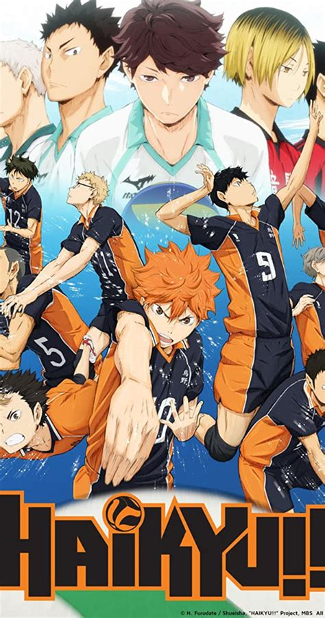 haikyuu tv series