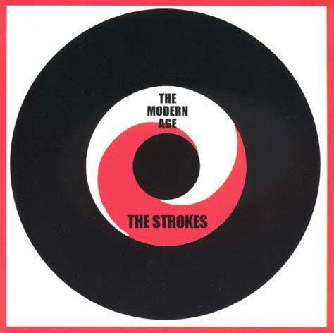 the strokes the modern age reviews album of the year