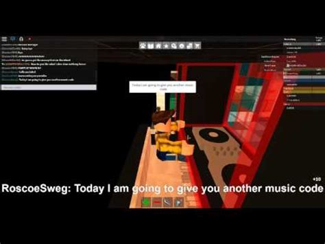 roblox  code       youtube
