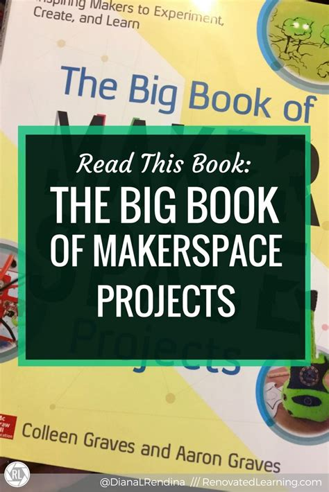 Read This Book The Big Book Of Makerspace Projects