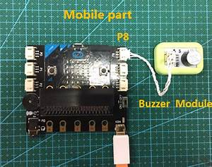 Mobile Doorbell System With Boson And Micro Bit
