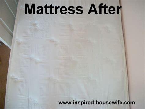 pee stains    mattress mattress