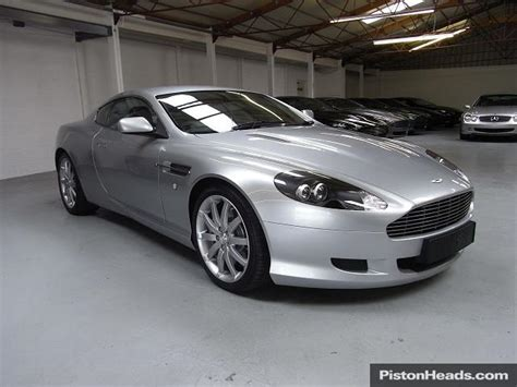 2004 Aston Martin Db9 For Sale by Used 2004 Aston Martin Db9 Coupe V12 For Sale In Kineton
