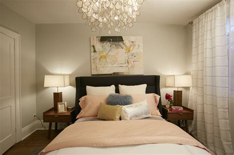 40676 property brothers bedrooms how a dated home went glam while keeping its original