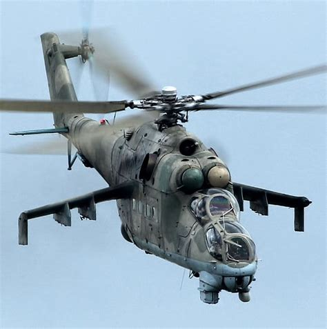 Mi-24 Hind D. I Have The Sudden Urge To Launch An Rpg At