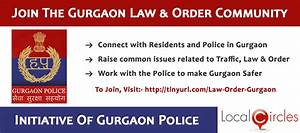 Local Problems in Gurgaon, Initiation of Gurgaon Law ...