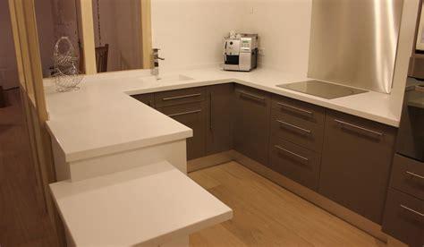 salle de bain avec meuble de cuisine abmi