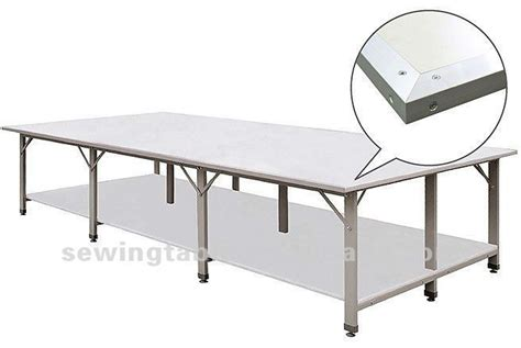 commercial fabric cutting table pin by azelda komuneimage on atelier et rangement pinterest