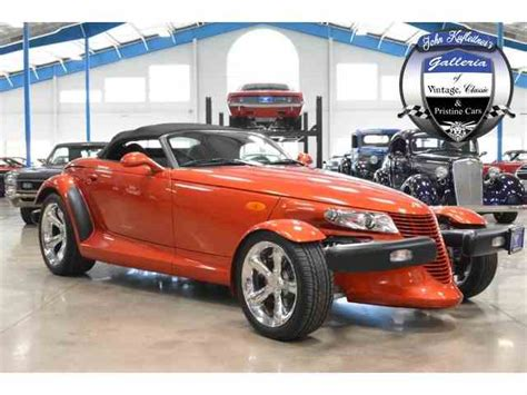 car owners manuals free downloads 2001 chrysler prowler spare parts catalogs classifieds for classic plymouth prowler 35 available page 2