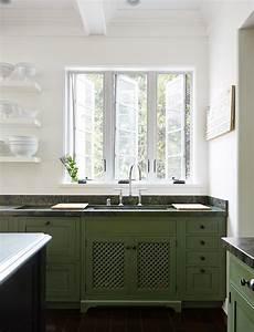 green kitchen cabinets 880