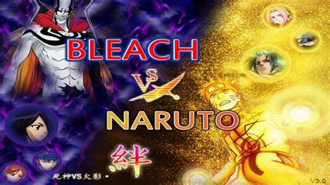 bleach  naruto     characters youtube