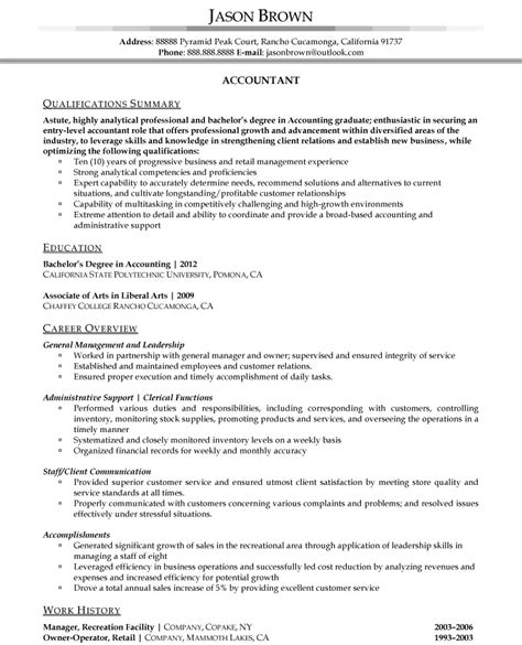 resume for an accountant accountant lamp picture accounting resume samples