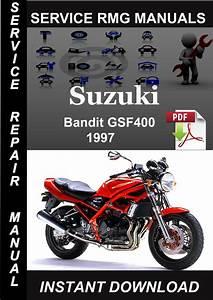1997 Suzuki Bandit Gsf400 Service Repair Manual Download