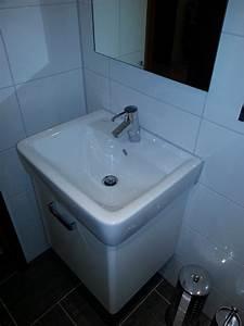 Waschbecken Gäste Wc : gerd nolte heizung sanit r g ste wc mit dusche ~ Michelbontemps.com Haus und Dekorationen