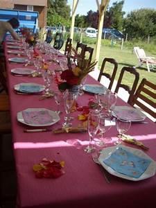 Décoration De Table Anniversaire : table rabattable cuisine paris deco table anniversaire ~ Melissatoandfro.com Idées de Décoration