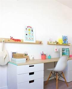 Bureau Ikea Enfant : 17 meilleures id es propos de bureau pour enfant sur pinterest espace de bureau pour enfants ~ Teatrodelosmanantiales.com Idées de Décoration