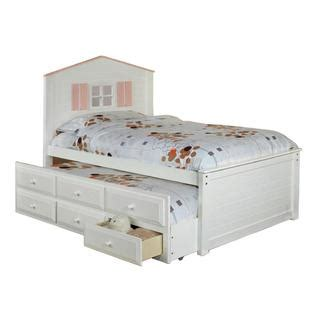 kmart trundle bed venetian worldwide lakes captain bed w trundle