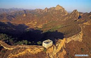 Scenery of ancient Great Wall in NE China's Liaoning ...