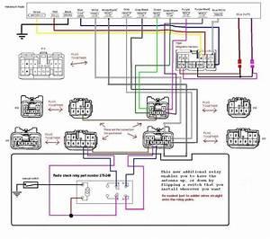 Jvc Kd R730bt Wiring Diagram