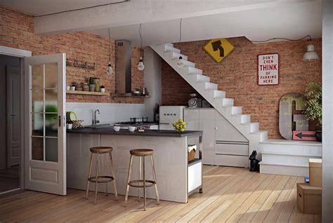 las ventajas  inconvenientes de tener una cocina abierta