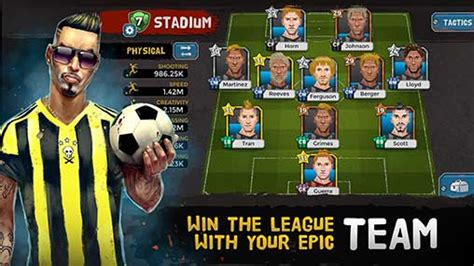 underworld soccer manager   full apk  android
