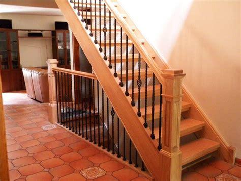 Installing Interior Stair Railing