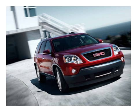 Rydell Chevrolet Buick Gmc Cadillac by 2011 Gmc Acadia In Grand Forks Nd Rydell Chevrolet