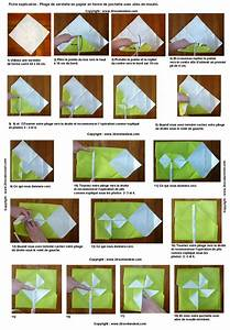 Pliage Serviette Moulin A Vent : pingl par yamde jeanne sur servilletas napkin folding toilet paper origami et napkins ~ Melissatoandfro.com Idées de Décoration