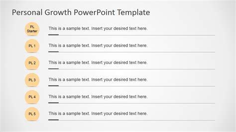 personal templates personal growth powerpoint template slidemodel
