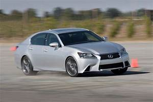2014 Lexus GS350 F Sport AWD Review
