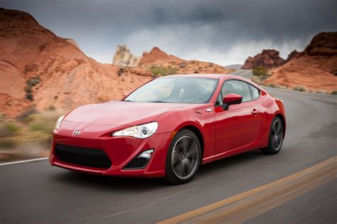 toyota frs car 2014 scion fr s gets new features slight price increase