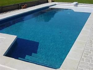 piscines de particuliers With volet roulant piscine gris