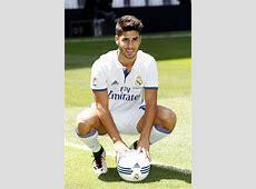 Presentación de Marco Asensio Blog del Real Madrid