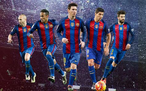 Free download FC Barcelona The champions are back ...