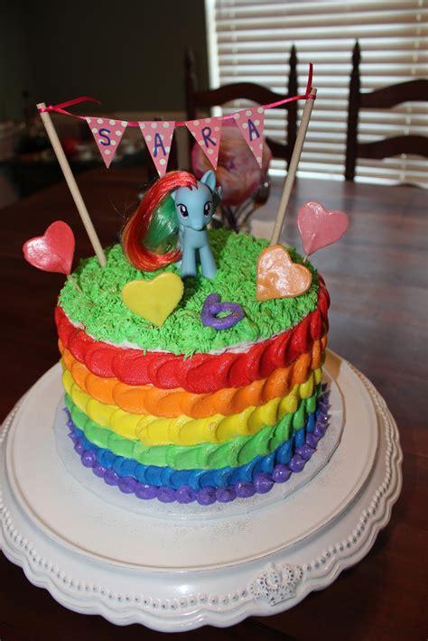 my pony cakes decoration ideas birthday cakes