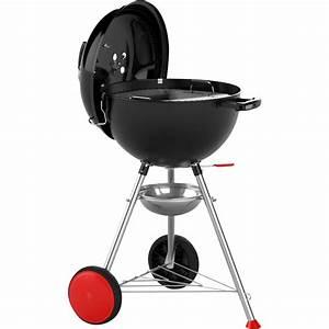 Charbon De Bois Weber : barbecue au charbon de bois weber kettle plus noir ~ Melissatoandfro.com Idées de Décoration
