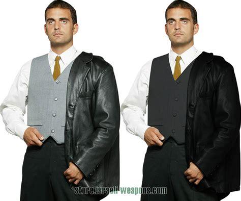 Hagor Concealable Waist Coat Suit Bulletproof Vest Body