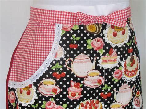 tablier de cuisine vintage tuto tablier cuisine retro chaios com