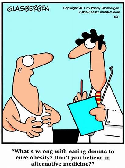 Cartoons Humor Medical Diet Funny Thin Exercise
