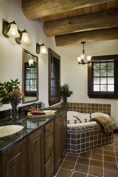 western bathroom ideas home and insurance western bathroom design