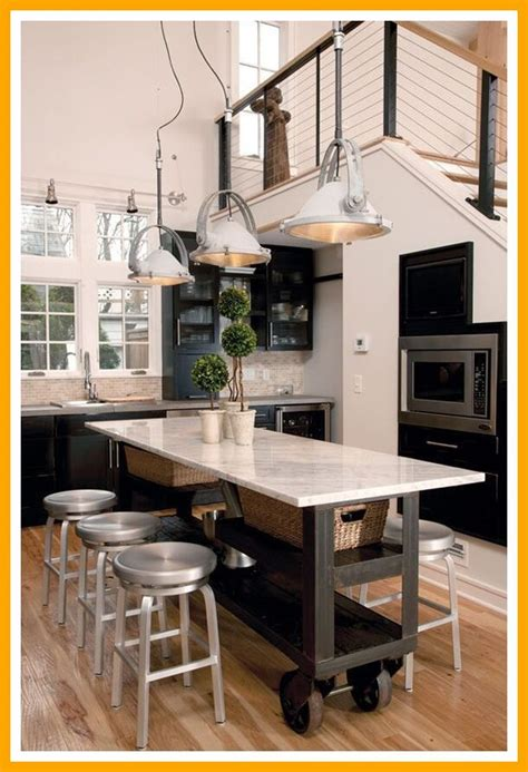 73 reference of large kitchen island bench on wheels in