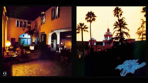 eagles haran integro su lp hotel california por primera