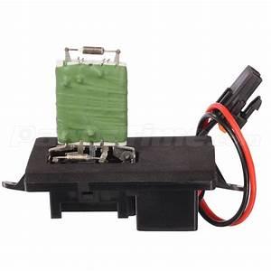 Front Heater Blower Motor Resistor For 1999