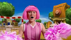 Called Lazy Town In Lived A Cute Little Girl Named Stephanie